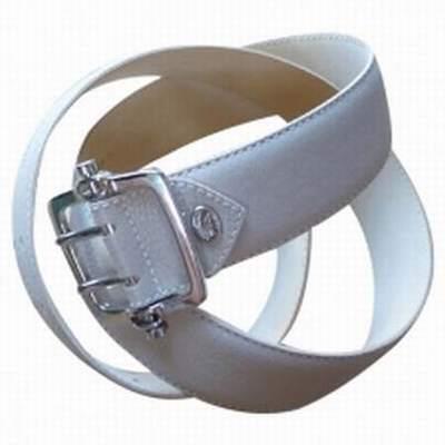 019bc67801e ceinture blanche longchamp