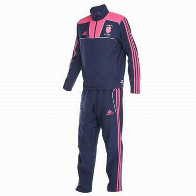 Adidas All Survetement Gros Ecrit En survetement Black zpMUVS