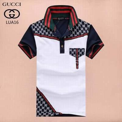 467eb1832566 t shirt Gucci noir col blanc,Gucci femme noir,t shirt Gucci homme bas